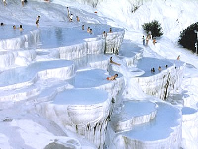Pamukkale Calcium Terraces